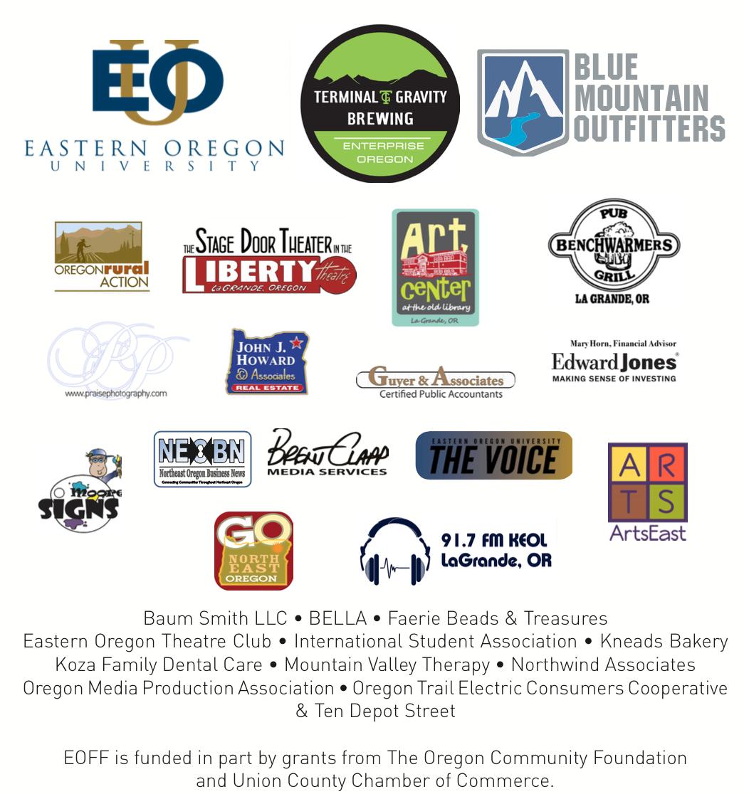 EOFF2015 Sponsors